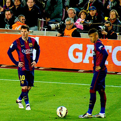 Barcelona Cup - Be inspired by Messi and Neymar at Camp Nou